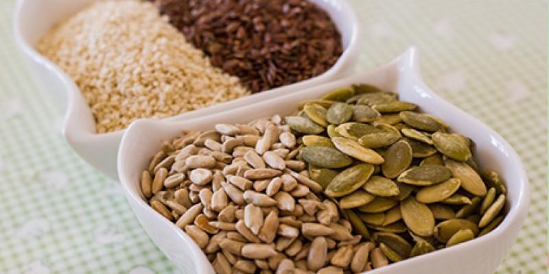 Cât de benefice sunt semințele de in, chia, dovleac, floarea-soarelui și susan? (Foto)