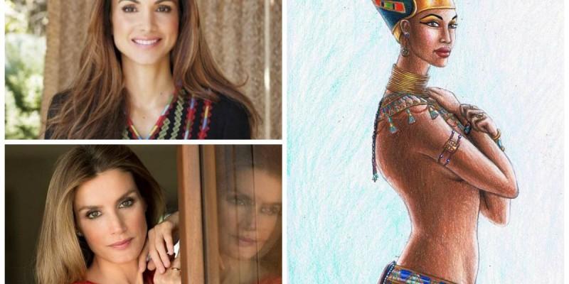Top 5 cele mai frumoase regine din istorie (Foto)