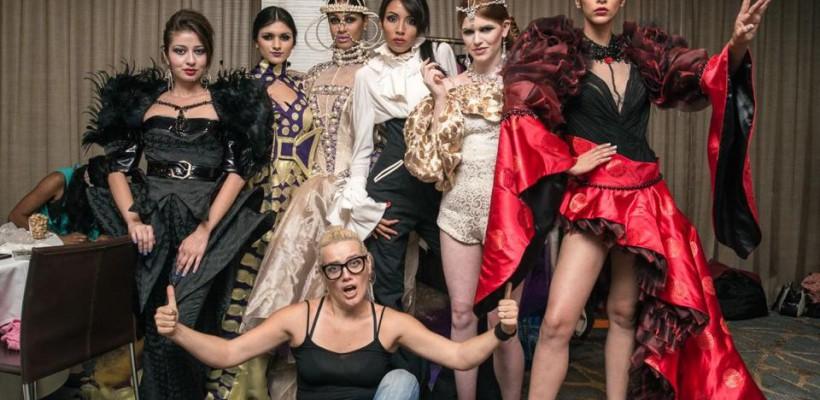 Julieta Kleven – designerul născut la Chișinău, care va îmbraca vedetele de pe covorul roșu, la Los Angeles (Galerie foto)