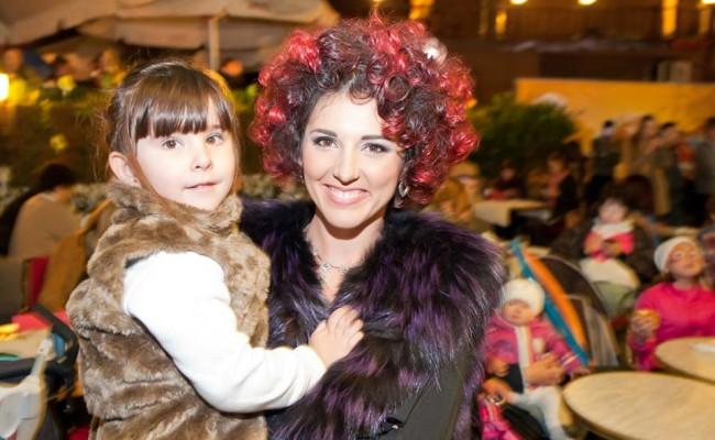 Tania Cergă sărbătorește, astăzi, ziua fetiței sale! Izel a împlinit 4 anișori (Foto)
