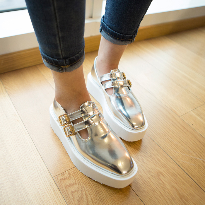 2015-Women-Oxfords-Shoes-Square-Toe-Gold-Silver-Platform-Oxford-Shoes-For-Women-Sping-Casual-Shoes