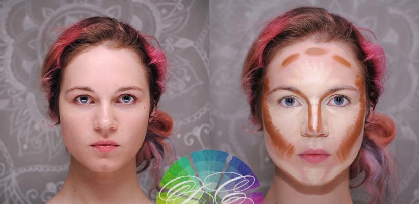 Puterea machiajului cu Daniela Cosniceanu! Make-up artistul ne-a arătat cum te poți schimba fără operații estetice (Foto în articol)
