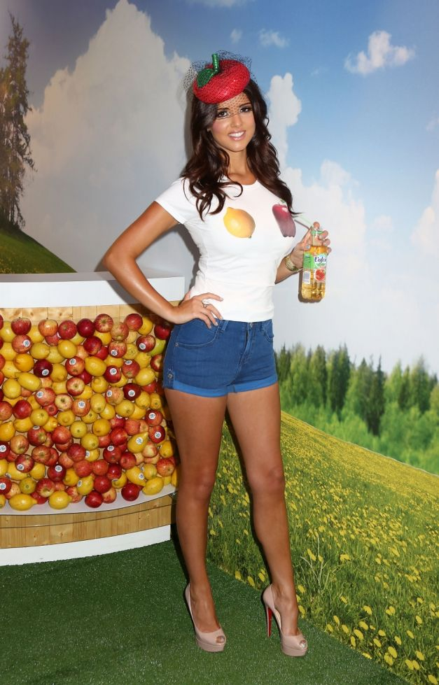 Lucy Mecklenburgh FOTO Getty Images