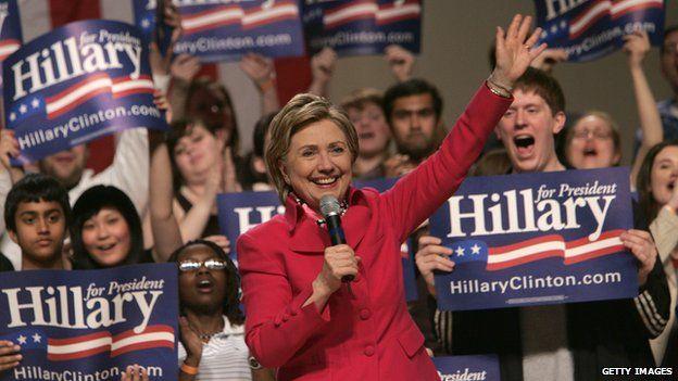 SUA va alege o femeie în calitate de președinte? Hillary Clinton va candida pentru această funcție (Video)