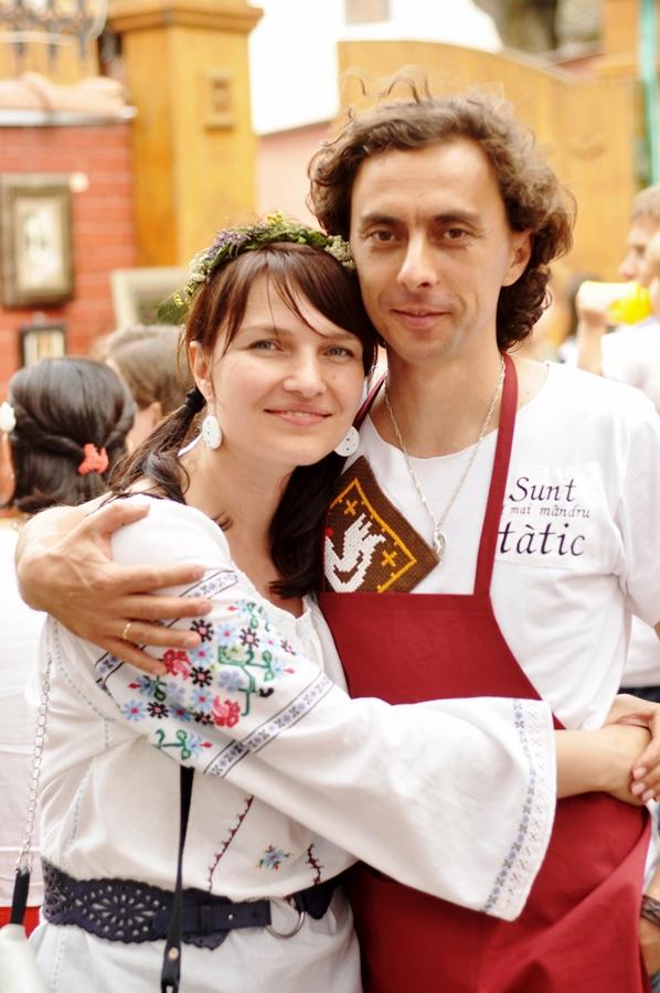 Stela și Sergiu Moldovanu