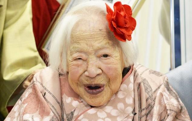 Cea mai longevivă persoană de pe Terra s-a stins la vârsta de 117 ani