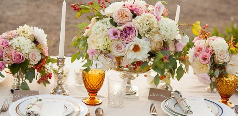 Tendințe și idei în decorațiunele florale pentru nunțile anului 2015 (Foto)