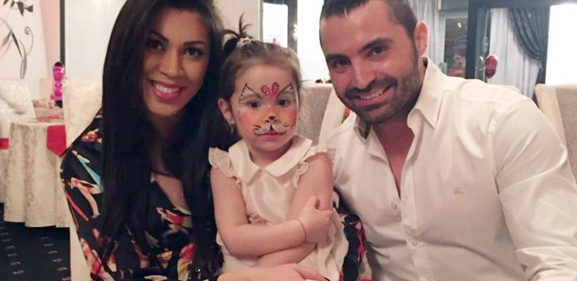 De Florii, Pepe a devenit tată de fetiță pentru a doua oară! Primele imagini cu Rosa Alexandra