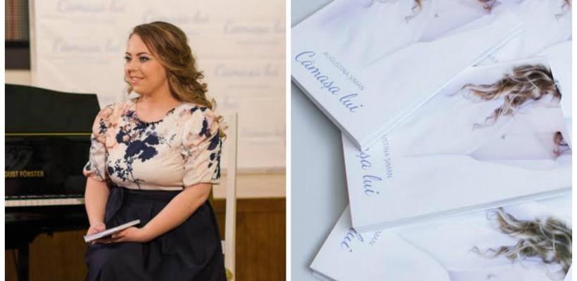 """Augustina Șiman despre lansarea sa de carte: """"Nu am renunțat niciodată la scris"""" (Foto)"""
