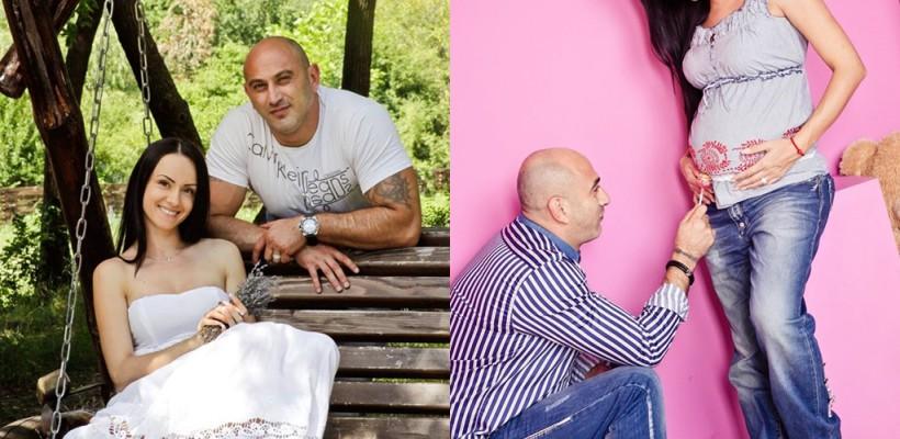 """Știrista Lucia Roșca, însărcinată din nou! """"Vom avea un băiețel"""""""