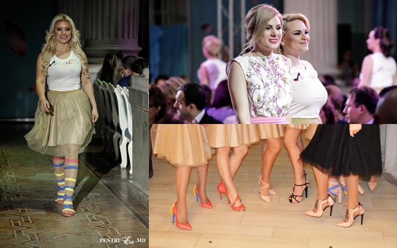 """Irka Shoes prezintă două colecții inedite de pantofi: """"Colors by Irka"""" și """"Dor de Tricolor"""""""