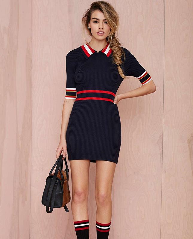 nasty-gal-striped-varsity-dress