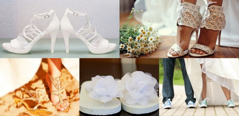 Sfaturi pentru mirese: cea mai comodă încălțăminte pentru nunțile estivale (Foto)