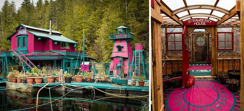 """Vrei o casă """"Lipsită de griji""""? Acesta e Paradisul construit în golful Pacificului"""
