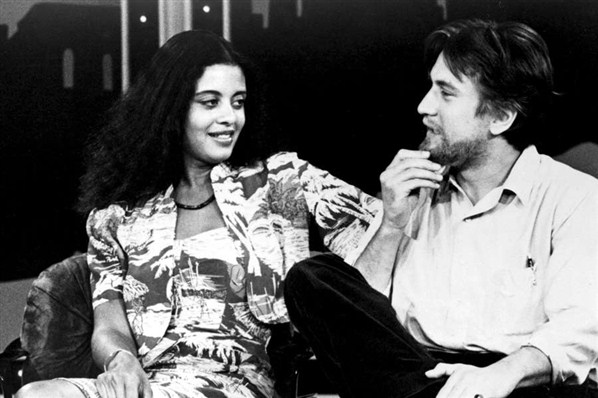 Robert De Niro și prima lui soție, Diahnne Abbott