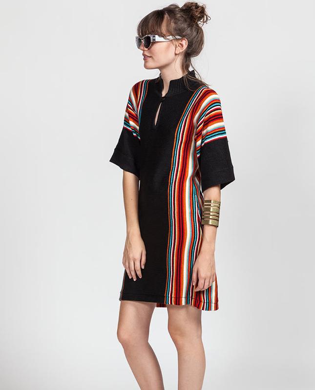 unif-striped-dress