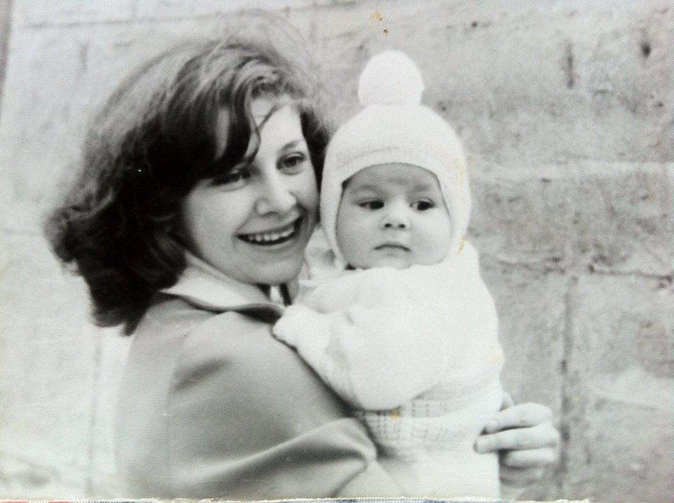Foto: Arhivă personală/Facebook: Ludmila și Dan Bălan acum 35 de ani