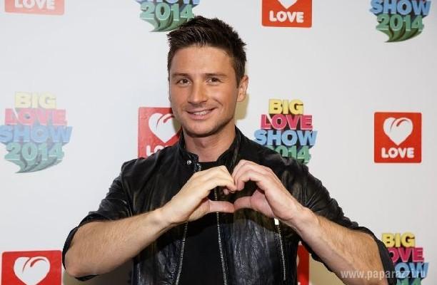 Sergey Lazarev a făcut declarații de dragoste! Vezi cine-i norocoasa (Foto)