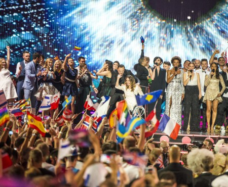 Ei sunt artiștii calificați în finala Eurovision Song Contest 2015! (Video)