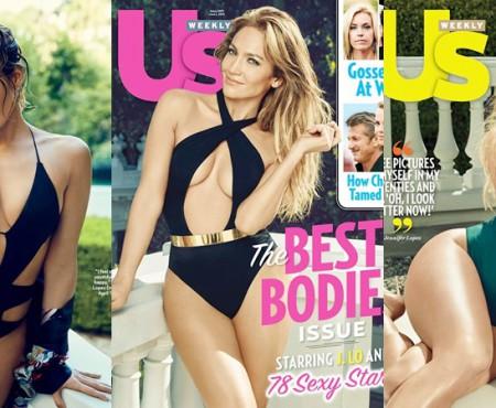 """Jennifer Lopez – """"femeia cu cel mai frumos corp din lumea mondenă"""""""