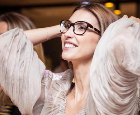 """Lucia Berdos: """"O femeie puternică este cea care se află în echilibru cu sine însăși"""""""