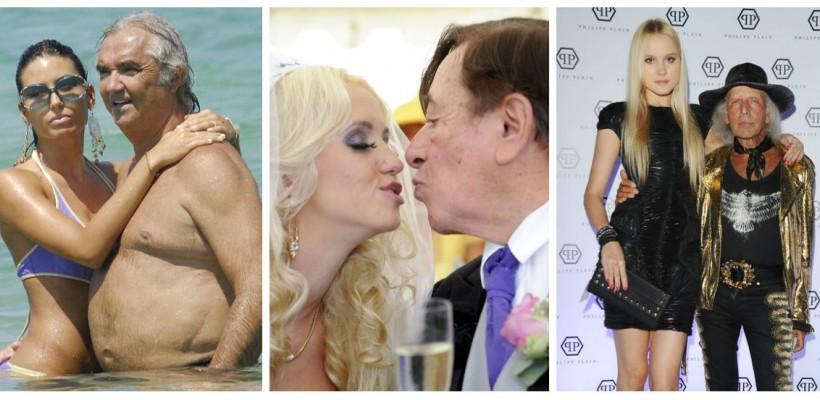 """Din dragoste sau pentru bani? Vezi femeile care-și """"iubesc"""" bărbații și buzunarele lor… la nebunie (Foto)"""