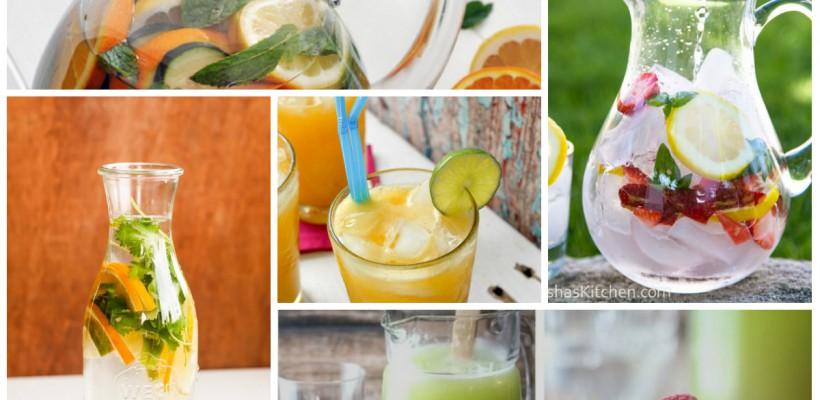 13 băuturi răcoritoare care îți vor face vara mai distractivă (Foto)