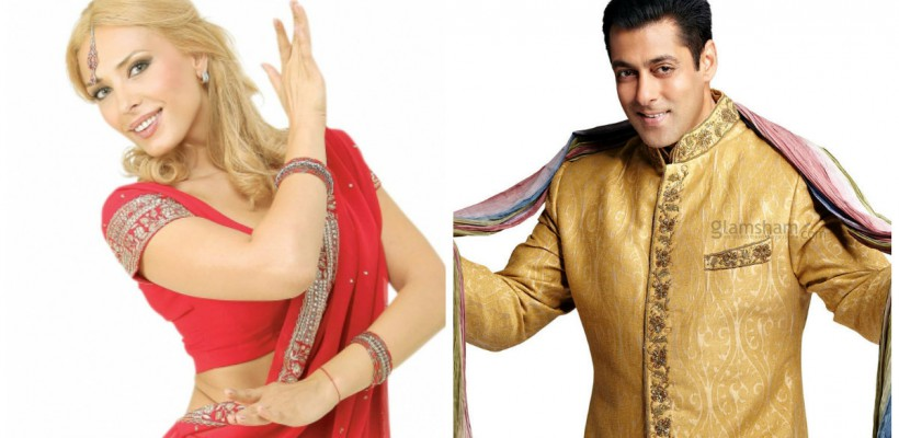 Iulia Vântur și Salman Khan se căsătoresc? Asta vestesc tabloidele indiene (Foto)