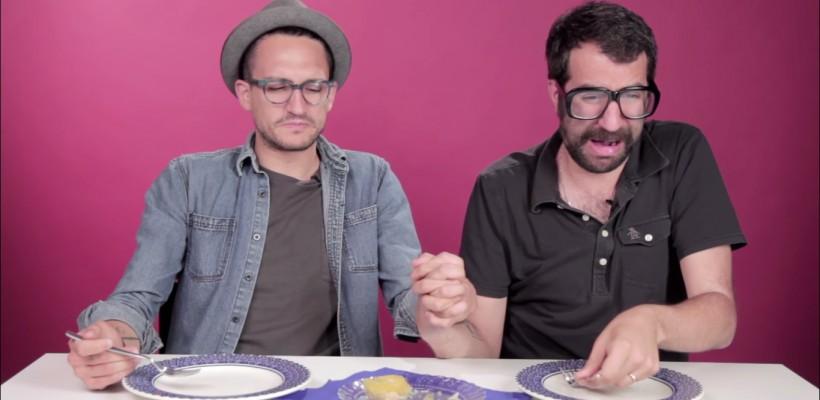 Cum reacționează niște americani, atunci când încearcă la gust mâncarea rusească (Video)
