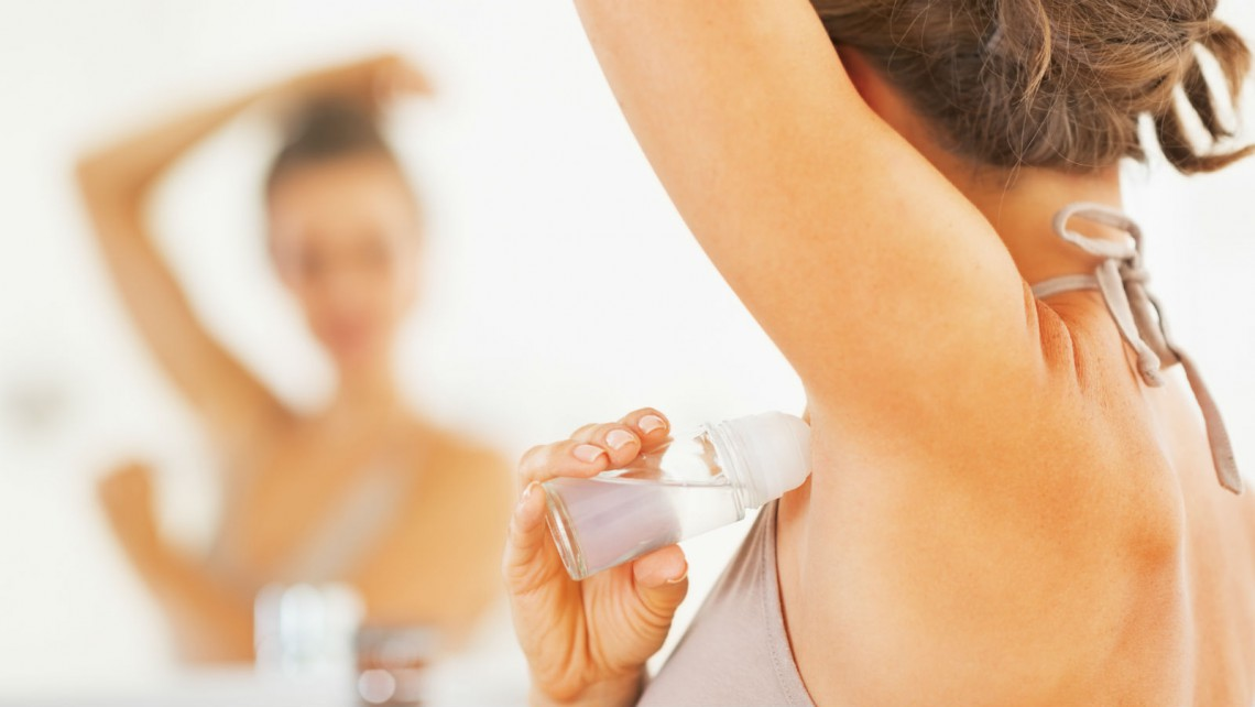 Deodorantul se alege în funcție de tipul pielii
