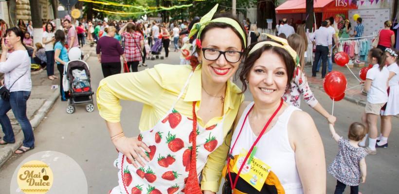 Viorica Nagacevschi dezvăluie secretele celui Mai Dulce festival al anului!