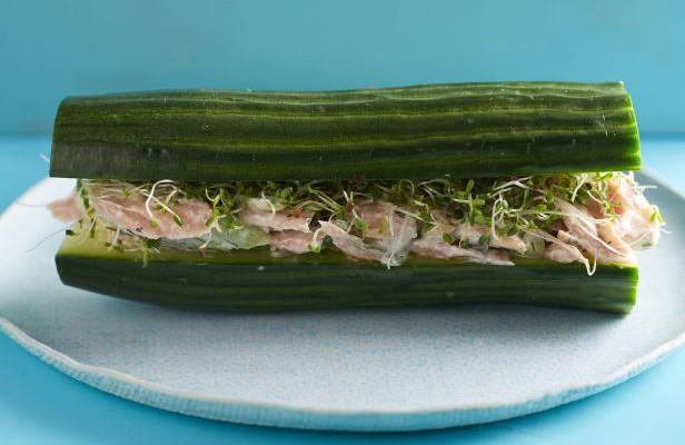 Ai gustat vreodată un sadwich fără pâine? 11 fotografii care te vor inspira să le prepari
