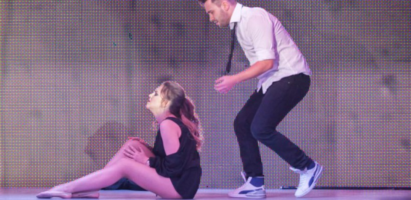 """A sensibilizat la maxim prin dans! Diana Grigor a trezit fiori la show-ul """"Puterea Dansului"""" (Video)"""