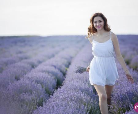 Diana Musaelean – interviu cu miros de levănțică (Foto)