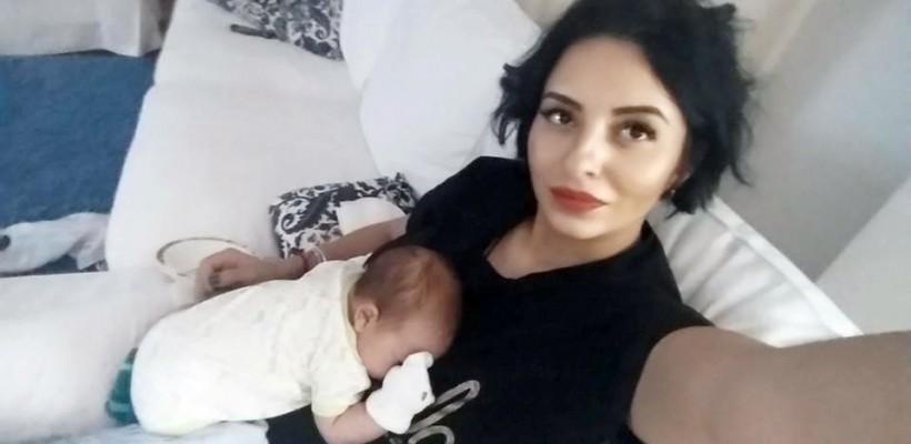 Giulia a slăbit tocmai 13 kg într-o lună de la nașterea celui de-al doilea copil