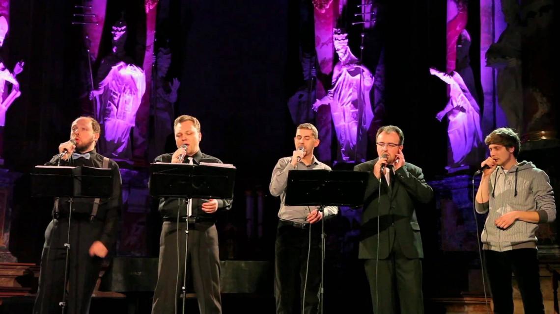 """O intepretare care îți dă fiori! O trupă din Lituania au cântat """"Moldovenii s-au născut"""" de Zdob și Zdub"""