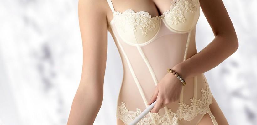 Lenjeria perfectă pentru o mireasă! Ce să porți sub rochia albă