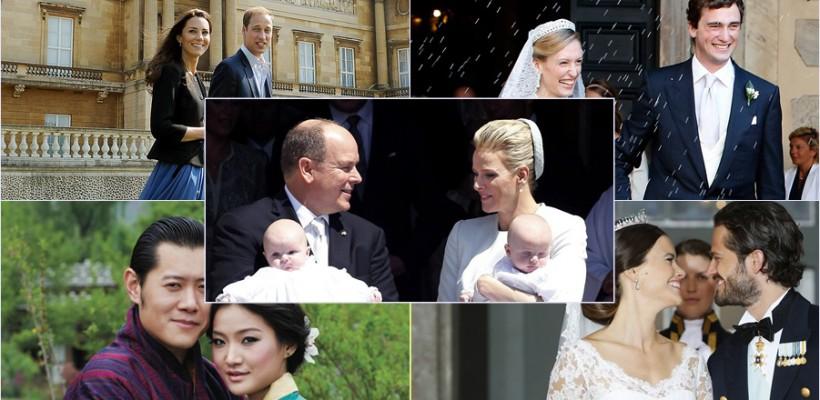 5 simple fete, care s-au căsătorit și au devenit prințese și regine