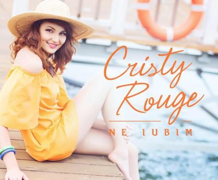 """Cristy Rouge a lansat o piesă nouă, însă nu se vrea vedetă în străinătate. """"Am alte priorități, vreau să-mi creez o familie"""" (Video)"""