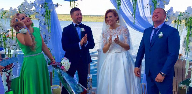 Nebunie mare la nunta Tatianei Heghea! Au avut parte de un moment culminant (Video)
