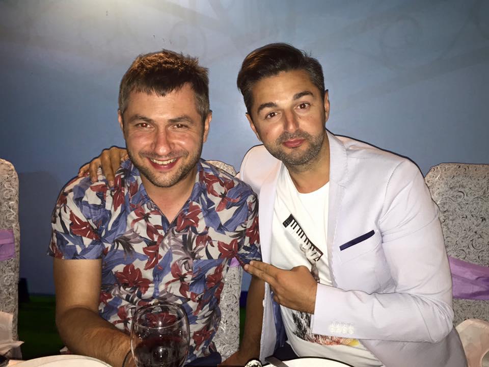 Roman Ungureanu și Adrian Ursu