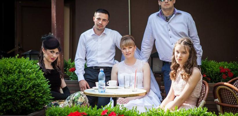 Nicu și Cristina Țărnă au devenit nași de cununie!