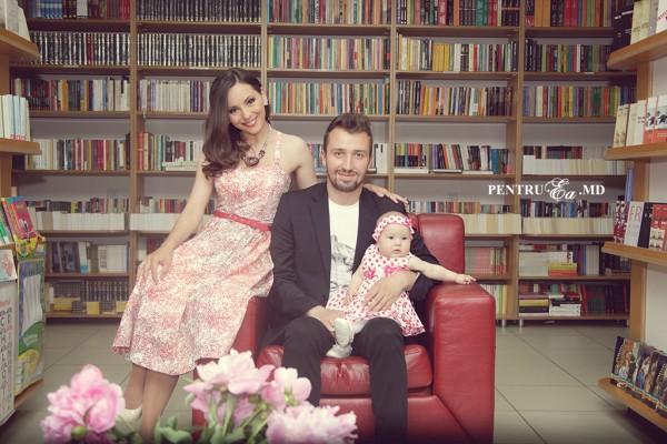 """Alexandru Bordian dezvăluie cum s-a îndrăgostit de soția sa, Valentina: """"Simțeam că am nevoie să-i scriu, să vorbesc cu ea"""" (Video)"""