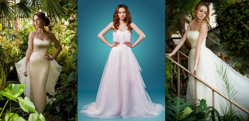 """8 trenduri de rochii de mireasă de la designerul Mia Korol. """"Uitați de rochiile cu cercuri și paiete"""" (Foto)"""
