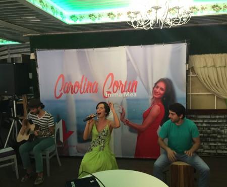 """Interpretă Carolina Gorun și-a lansat videoclipul """"Inima mea""""! Jucătoru', Tatiana Heghea, Cristina Scarlat și alte vedete au aplaudat-o din picioare (Video & Foto)"""