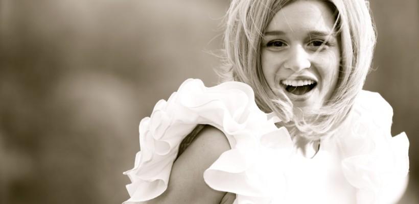 Ksenia Borodina la petrecerea burlăcițelor! (Foto)