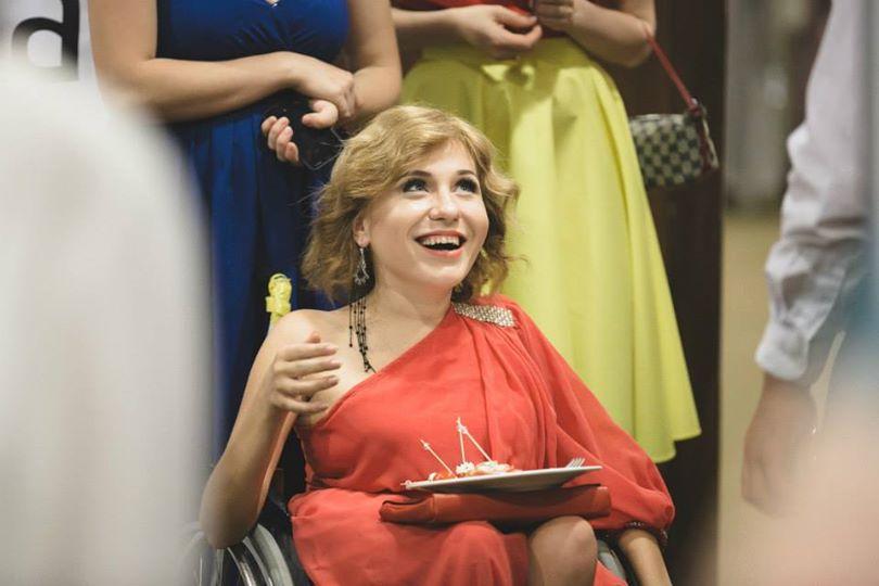 """Mariana Morari, studentă a Programului de licență dublă în Cehia și Finlanda: """"Dizabilitatea nu este un obstacol în a-ți realiza visurile. Eșuezi doar atunci când renunți!"""""""