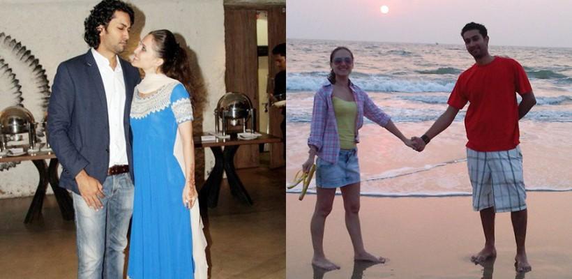 Olga Taban Abrol, fata îndrăgostită de doi ochi ca murele, care și-a găsit fericirea în India