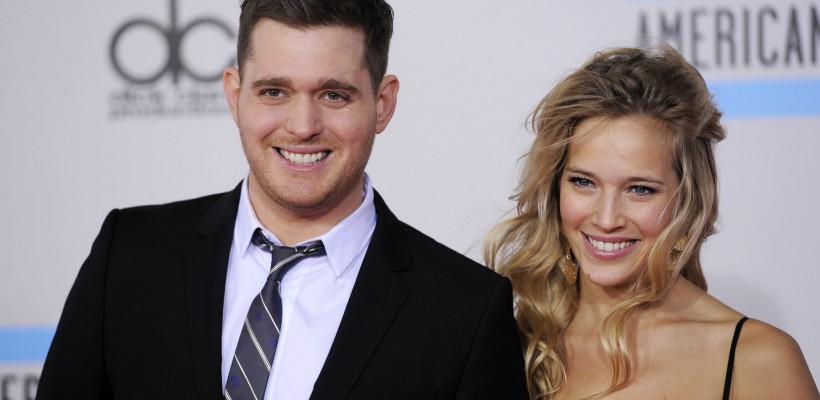 Celebrul interpret Michael Bublé a anunțat că va deveni tată pentru a doua oară
