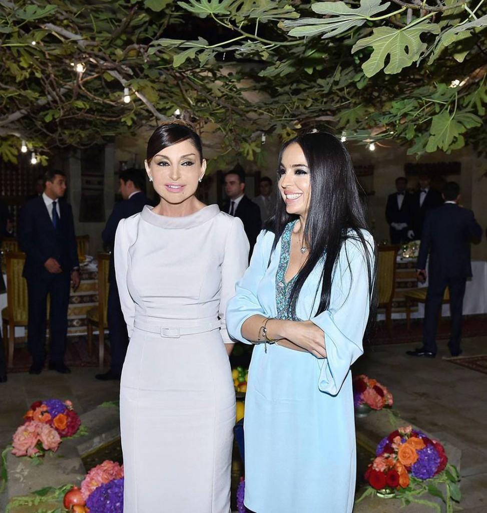 Femeia Azerbaidjan